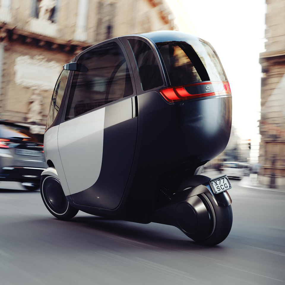 Nimbus vehicles - THE PACK - Electric Motorcycles News