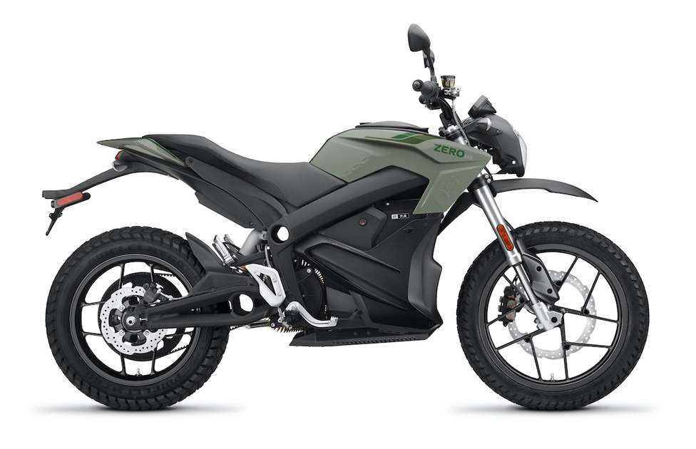 E-center |THE PACK |Zero DS - Zero Motorcycles |Electric Motorcycles News