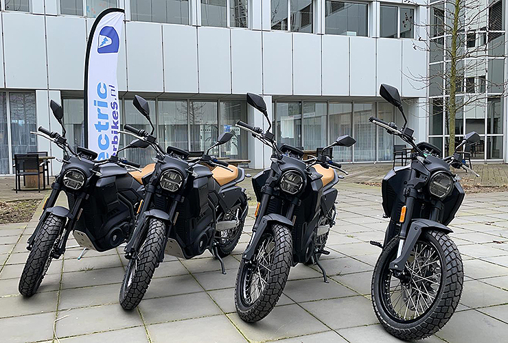 Pursang E-Track | Pursang Motorcycles | THE PACK | E-center | Electric Motorcycles News