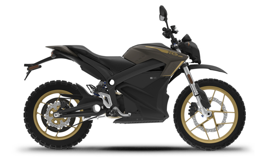 E-center |THE PACK |Zero DSR - Zero Motorcycles |Electric Motorcycles News