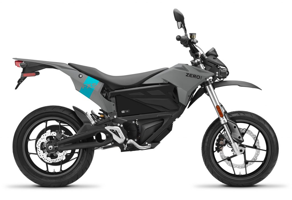 E-center |THE PACK |Zero FXS - Zero Motorcycles |Electric Motorcycles News