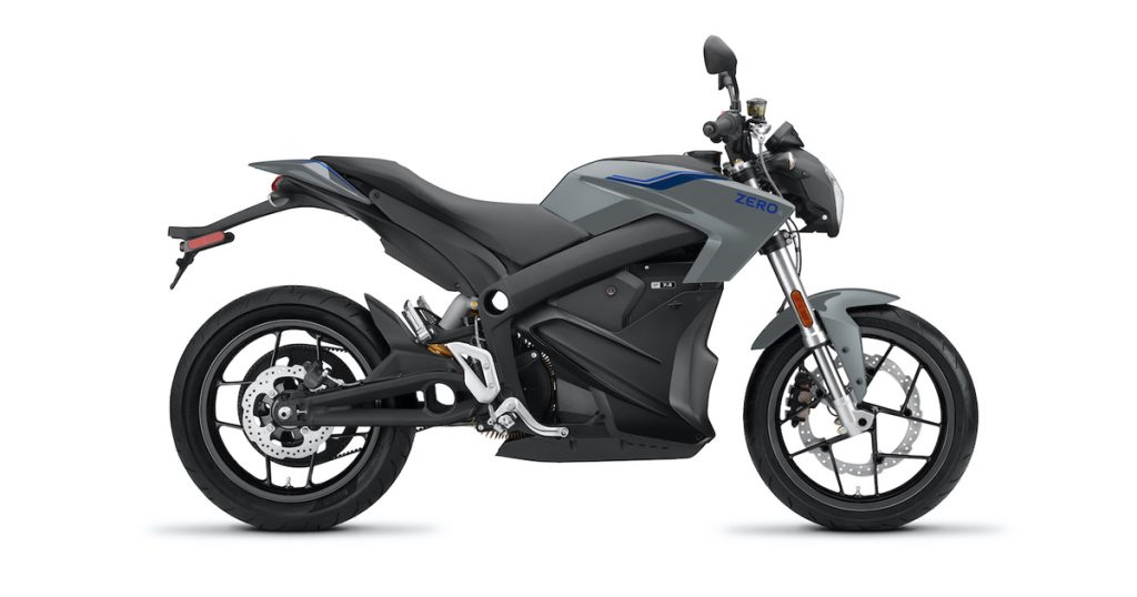 E-center |THE PACK |Zero S - Zero Motorcycles |Electric Motorcycles News