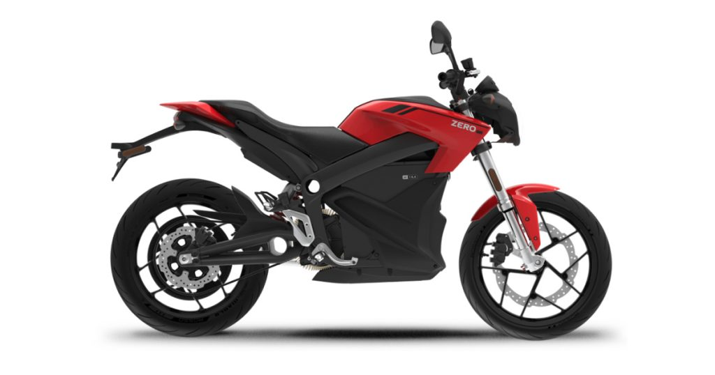 E-center |THE PACK |Zero SR - Zero Motorcycles |Electric Motorcycles News