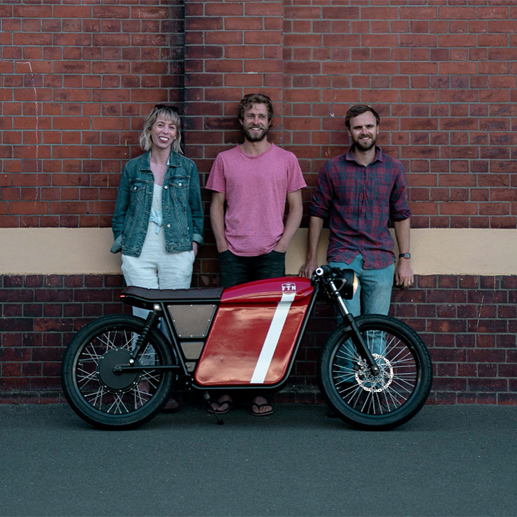 FTN Motion - New Zealand - THE PACK - Electric Motorcycles News