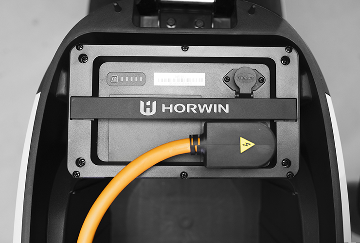 Horwin EK3 - THE PACK - Electric Motorcycles News