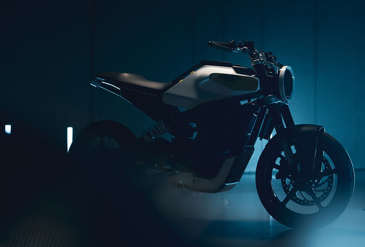 Husqvarna Motorcycles E-Pilen Concept |THE PACK |Electric Motorcycles News