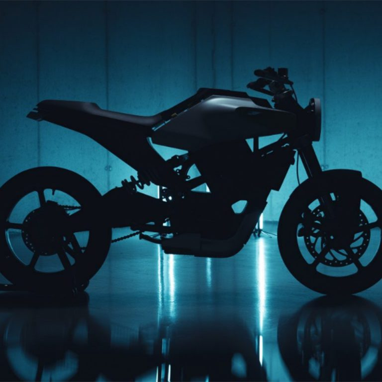 Husqvarna Motorcycles E-Pilen Concept | THE PACK | Electric Motorcycles News