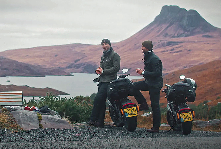 Turner Twins - Scotland - THE PACK - Electric Motorcycles News