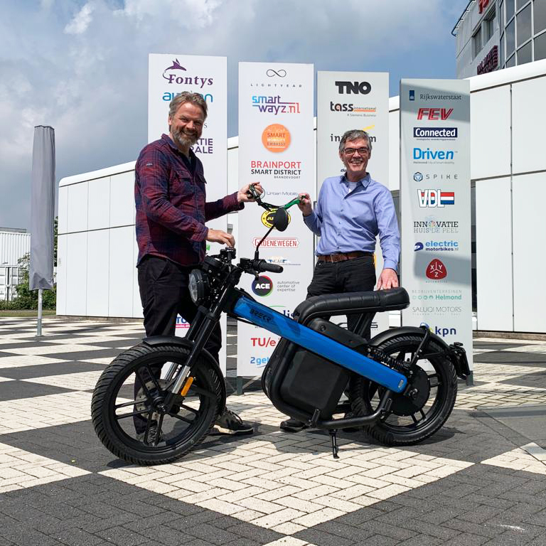 E-center - BREKR - THE PACK - Electric Motorcycles News