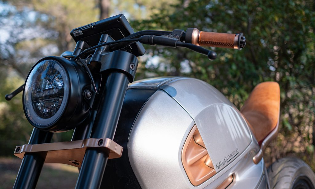 NawaRacer - NawaTechnologies - THE PACK - Electric Motorcycles News