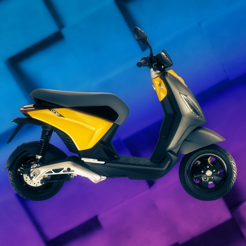 ONE Piaggio - THE PACK - Electric Motorcycles News
