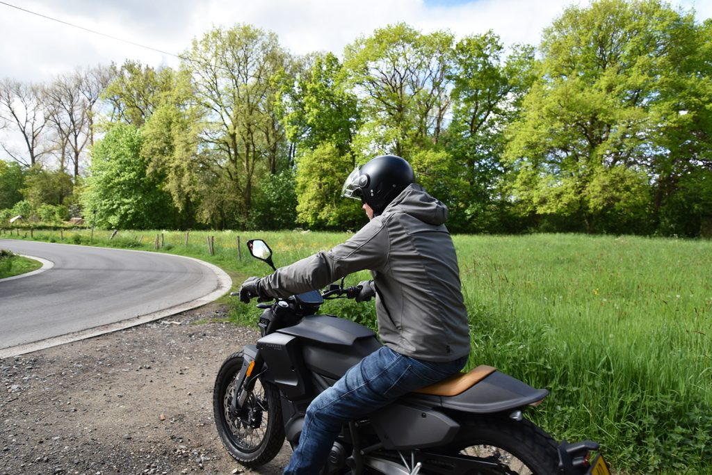 e-track | Pursang Motorcycles | THE PACK | Guy Salens | Electric Motorcycles News