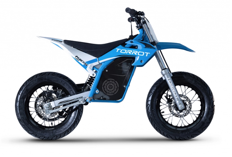 Torrot Kids 2 range - THE PACK - Electric Motorcycles News