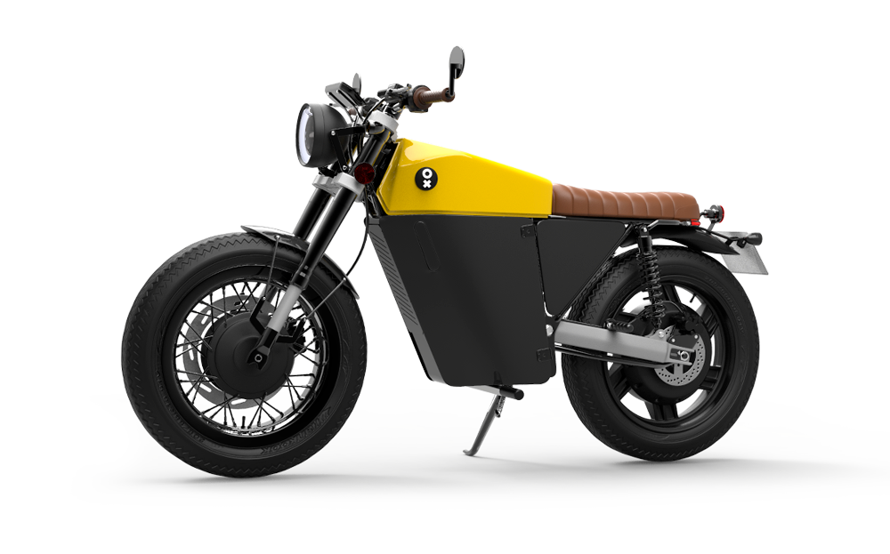 E-center |THE PACK |Electric Motorcycles News