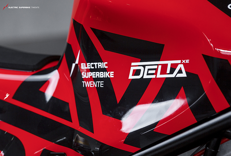 Electric Superbike Twente - THE PACK - Electric Motorcycles News