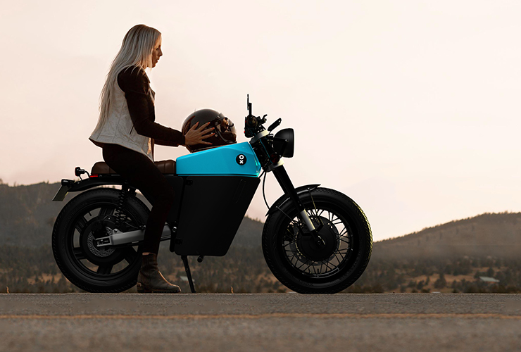 OX One - OX Motorcycles - THE PACK - Electric Motorcycles News