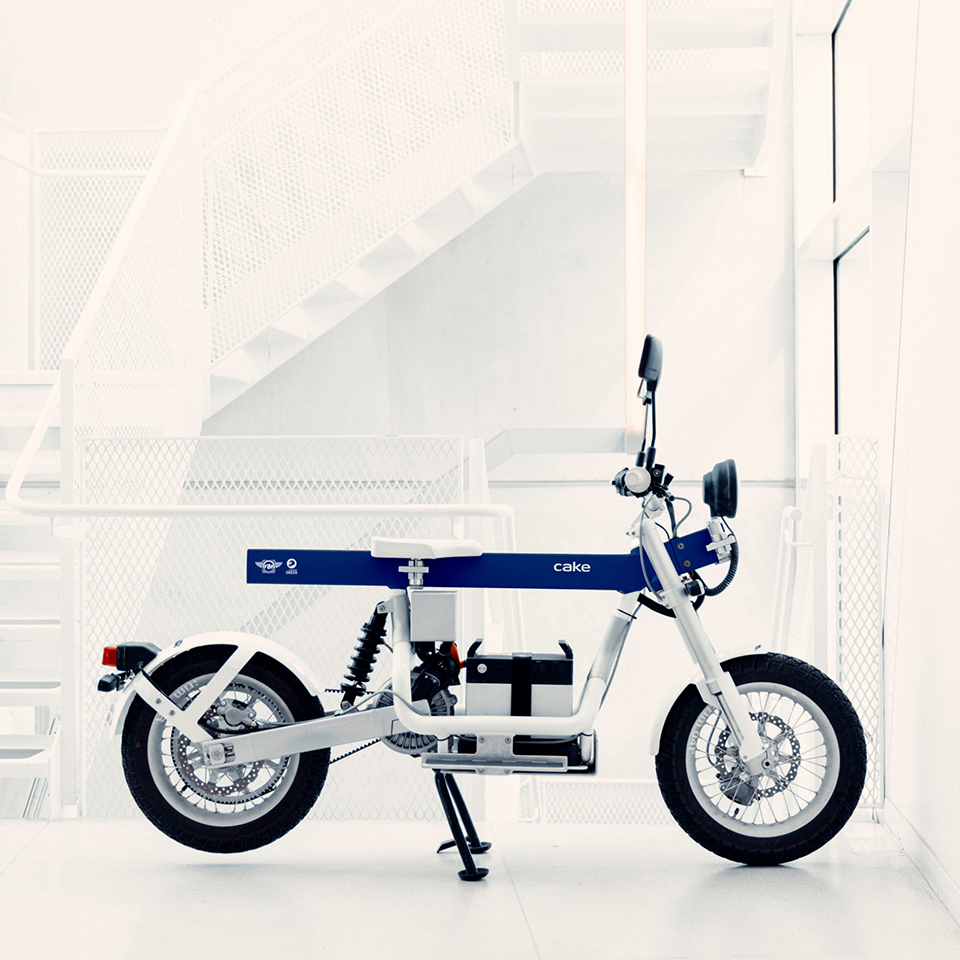 FIM - CAKE - THE PACK - Electric Motorcycles News