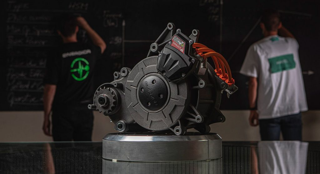 Energica Motor Company - EMCE new electric motor - THE PACK - Electric Motorcycles News