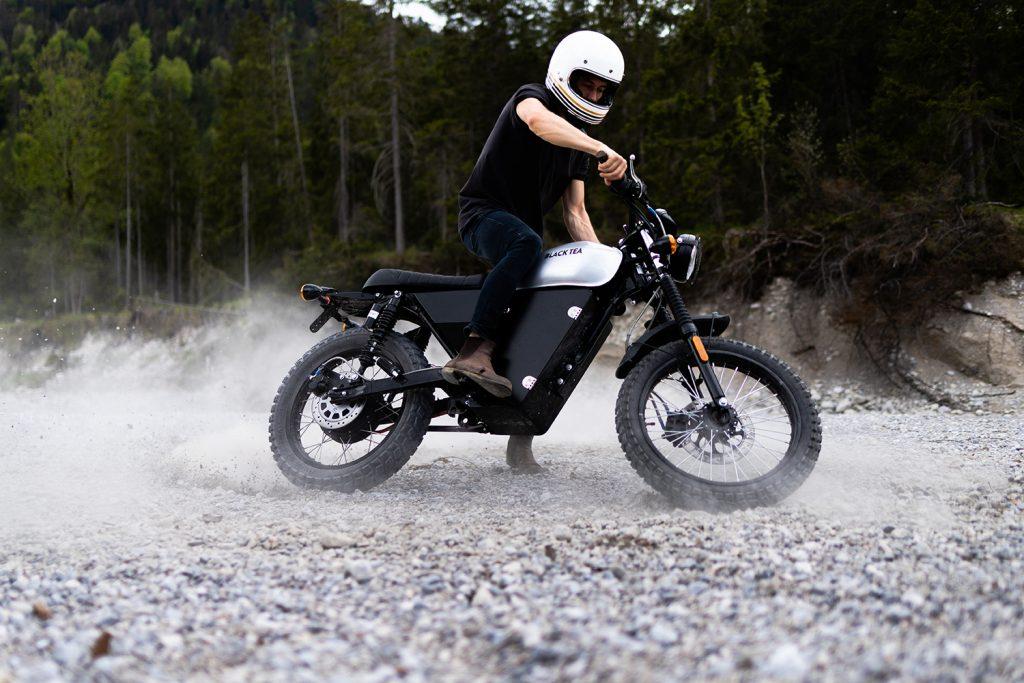 Black Tea Motorbikes - Bonfire - THE PACK - Electric Motorcycles News