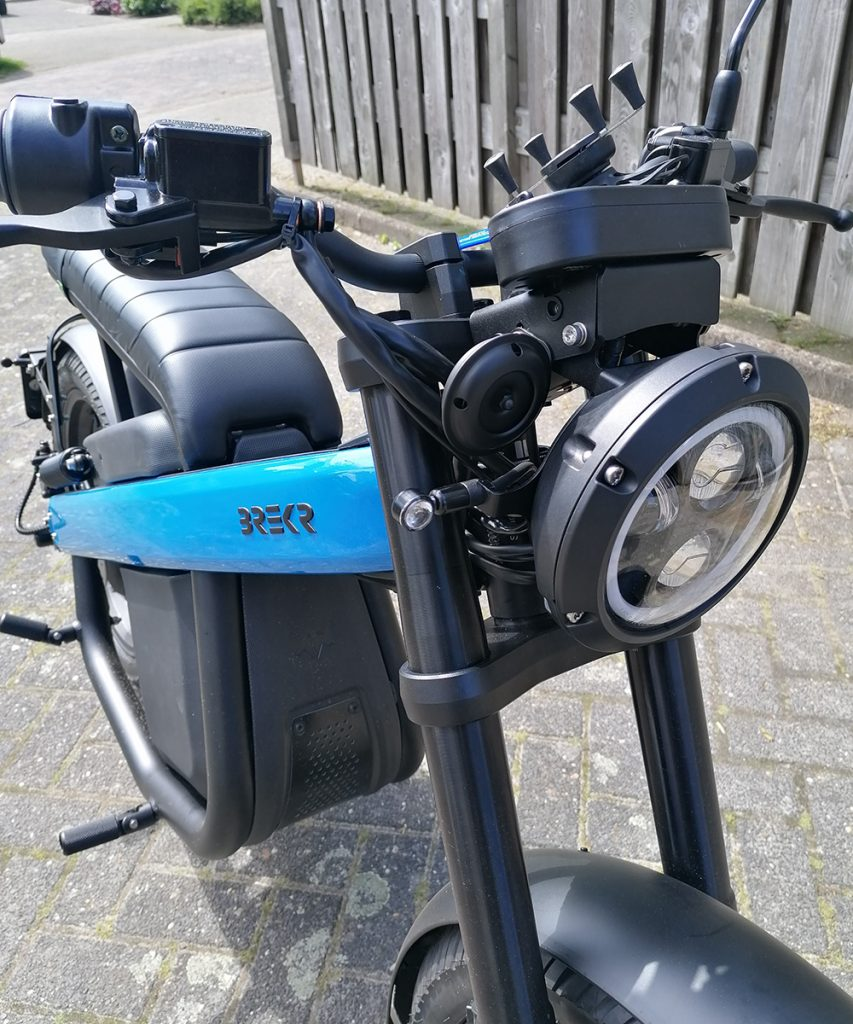 BREKR - THE PACK - Electric Motorcycles News
