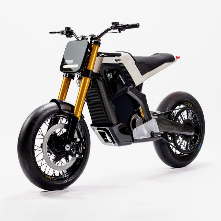 DAB Motors- Concept E - THE PACK - Electric Motorcycles News