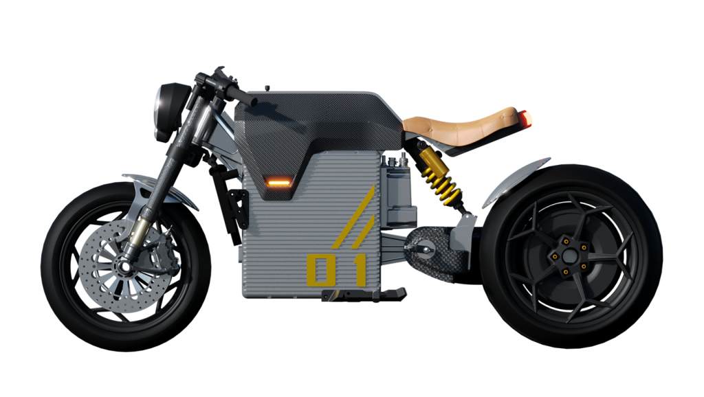 Davinci Tech - DC CLASSIC - THE PACK - Electric Motorcycles News