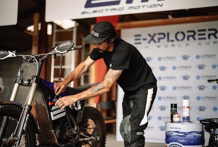 FIM E-Xplorer - THE PACK - Electric Motorcycles News
