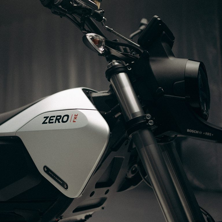 Zero FXE - THE PACK - Electric Motorcycles News