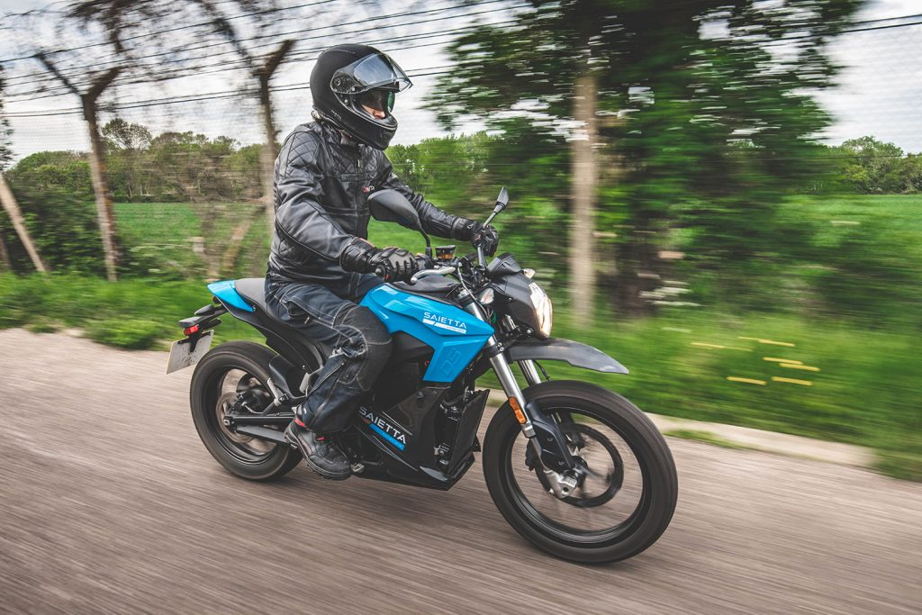 Saietta Group - THE PACK - Electric Motorcycles News