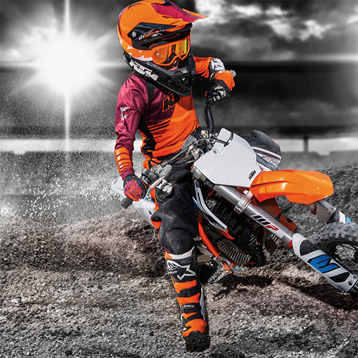 FIM Youth e-Motorcross Championship - THE PACK - Electric Motorcycles News
