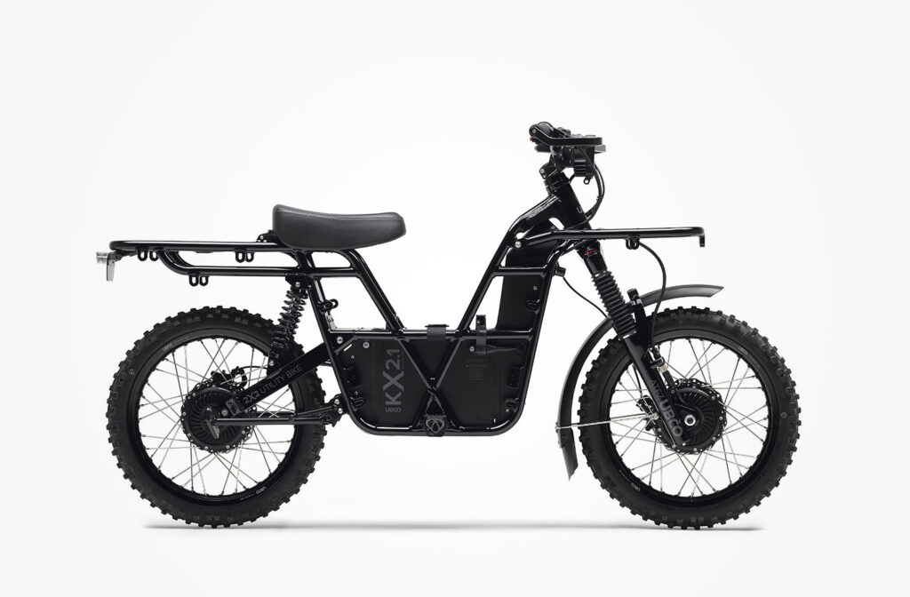 UBCO - Virtual test - THE PACK - Electric Motorcycles News