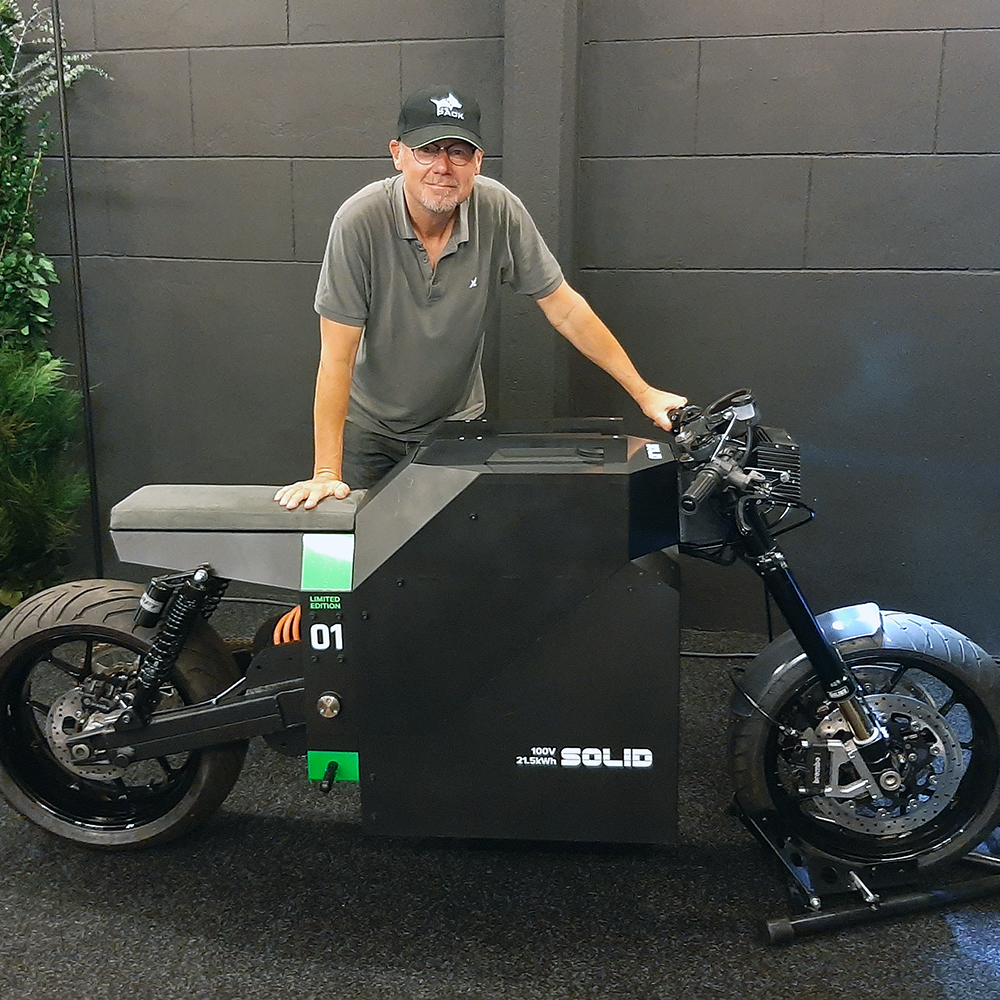 Motorguy - The Pack - Electric Motorcycle News