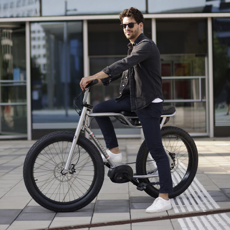 Biggie - Ruff Cycles - THE PACK - Electric Motorcycle News