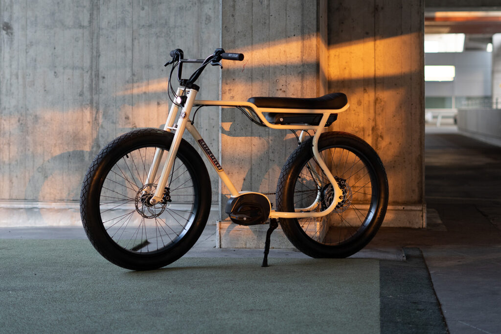Ruff Cycles - Biggie - THE PACK - Electric Motorcycles News