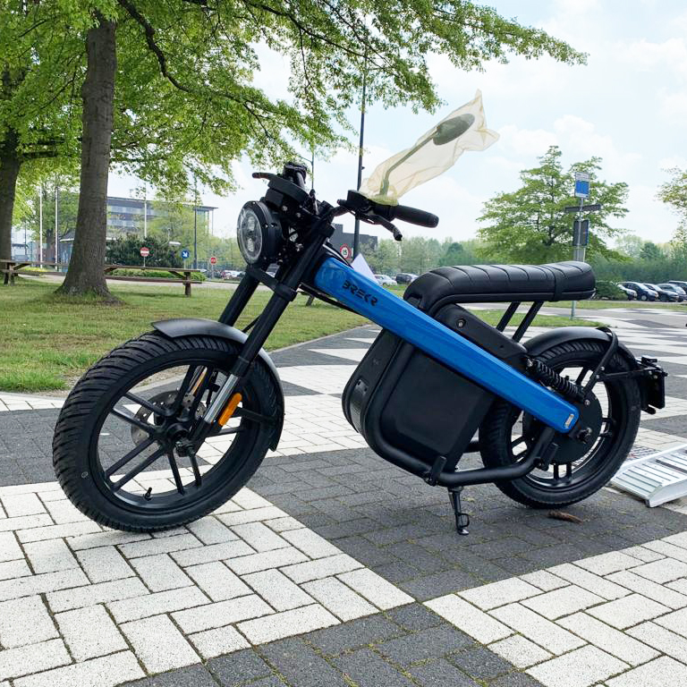 Motorguy - fleet management motrcycle clothing - THE PACK - Electric motorcycle news