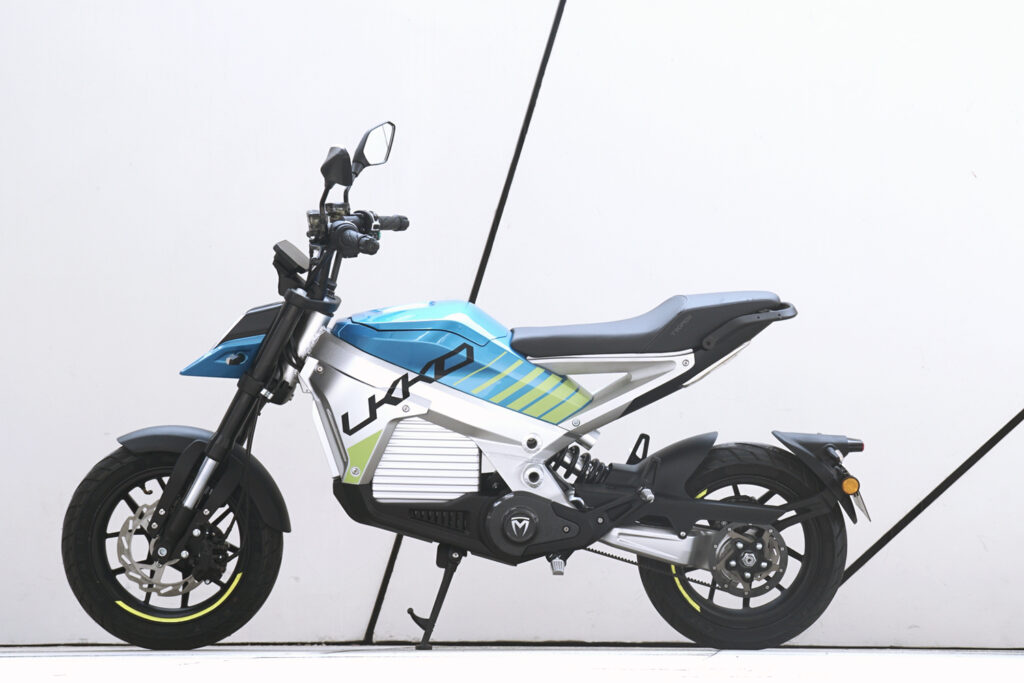 Tromox UKKO S - THE PACK - Electric Motorcycle News