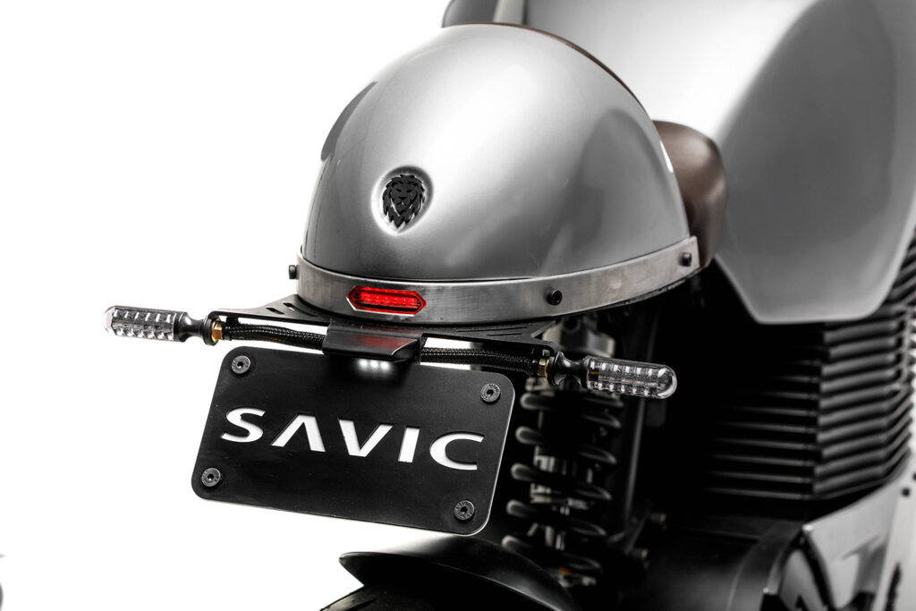 Savic Motorcyles Australia - THE PACK - Electric motorcycle news